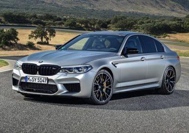 BMW ची M5 Competition भारतात लाँच, किंमत तब्बल...