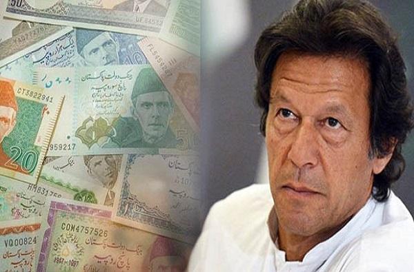 पाकिस्तान आर्थिक दिवाळखोरीच्या मार्गावर, इम्रान सरकारचा कर्जाचा नवा रेकॉर्ड