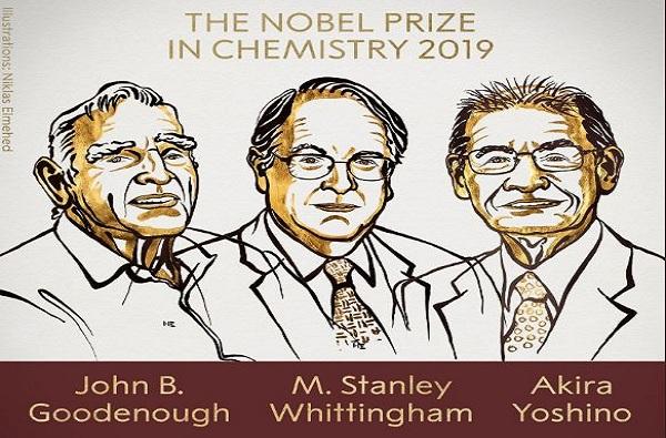 Chemistry Nobel prize 2019