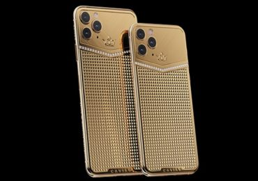 सोनं आणि हिरे जडीत iPhone 11 Pro लाँच, किंमत ऐकून तोंडात बोटं घालाल