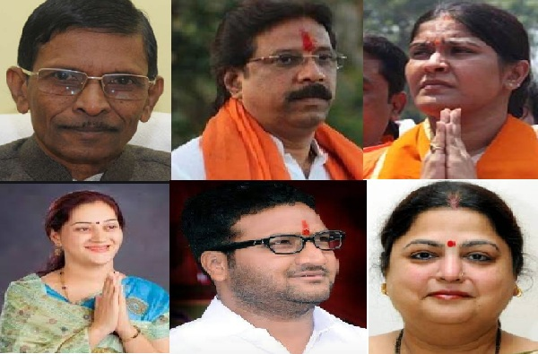 Sitting MLAs Candidature Rejected
