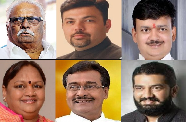 MLAs who resigned and left party