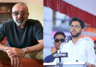 VIDEO : आदित्य लहान भावासारखा, देशाला आदित्यसारख्या युवा नेत्याची गरज : संजय दत्त