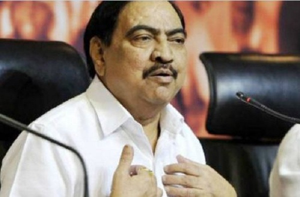 Eknath Khadse on NCP offer
