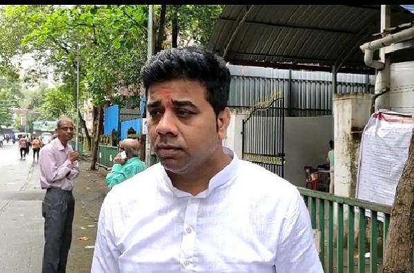 Thane MNS Avinash Jadhav