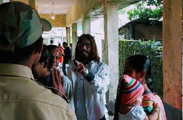 Abhijeet Bichukale FIR in Satara