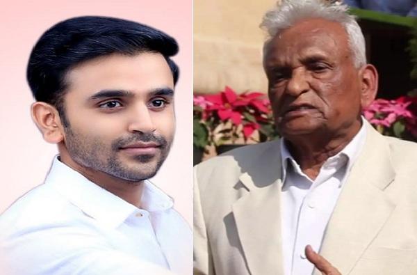 Aniket Deshmukh lost in Sangola