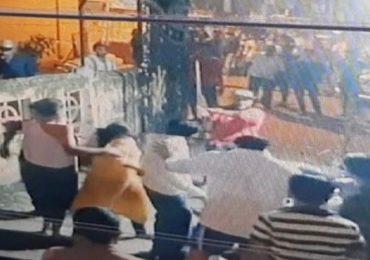 फटाके फोडत असताना रहिवाशांवर गर्दुल्ल्यांचा हल्ला, 6 जण जखमी