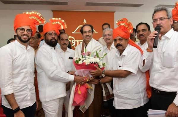 Shivsena Legislative Assembly Leader