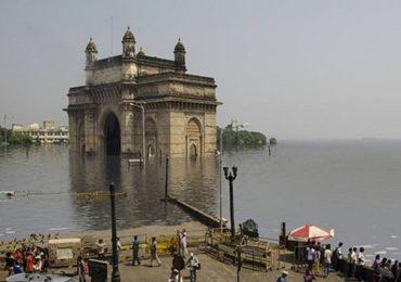 मुंबई 2050 पर्यंत पाण्याखाली बुडणार?