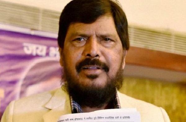 Ramdas Athawale on CM