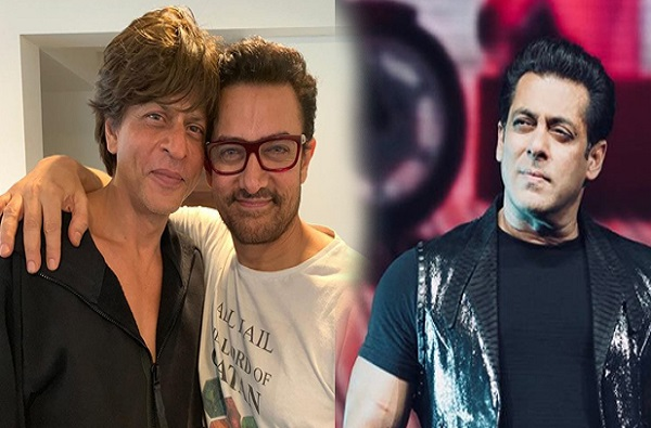 आमिर-सलमान-शाहरुख एकाच सिनेमात झळकणार