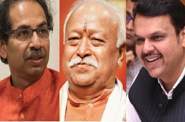 RSS to mediate in Shivsena BJP