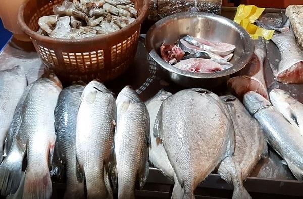 सुरमई 800, तर कोळंबी 500 रुपये किलो, चक्रीवादळामुळे मासे महागले