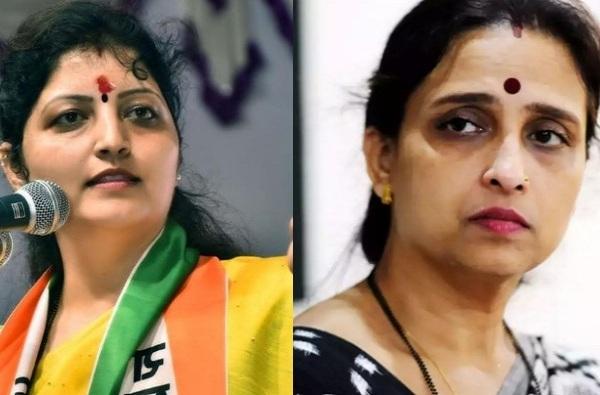 Rupali Chakankar on Chitra Wagh