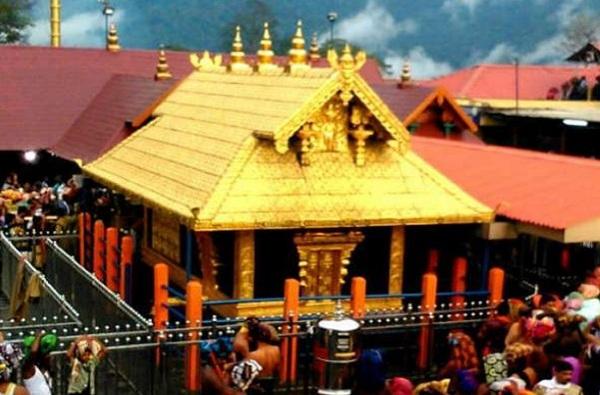 शबरीमाला मंदिर महिला प्रवेश : सात न्यायाधीशांच्या खंडपीठाकडे केस सुपूर्द