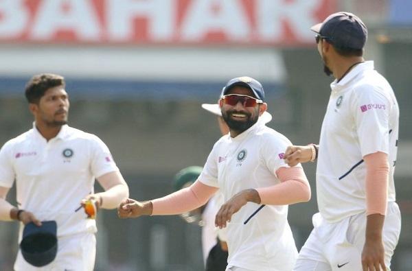 IndvsBan Live : टीम इंडियाने करुन दाखवलं, बांगलादेशवर एक डाव, 130 धावांनी मात