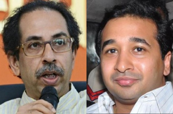congress leadership not tweet single message on the death anniversary of the late Balasaheb Thackeray says Nitesh Rane