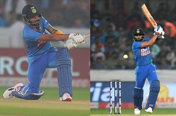 कोहली आणि राहुलची अर्धशतकी खेळी, भारताचा विडींजवर 6 गडी राखून विजय