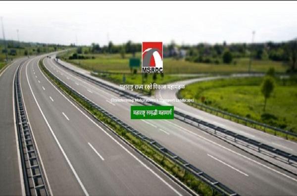 मुंबई-नागपूर समृद्धी महामार्गाला बाळासाहेब ठाकरेंचं नाव निश्चित