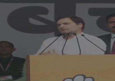 मी राहुल सावरकर नाही, राहुल गांधी आहे, मरण पत्करेन पण माफी मागणार नाही : राहुल गांधी
