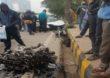 भारतातील सर्वात सुरक्षित कारचा अपघात, कारचा चक्काचूर, इंजिन थेट रस्त्यावर