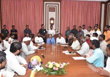 राज्यात प्रत्येक जिल्ह्यात दहा रुपयात शिवभोजन, मंत्रिमंडळाचे महत्त्वाचे निर्णय