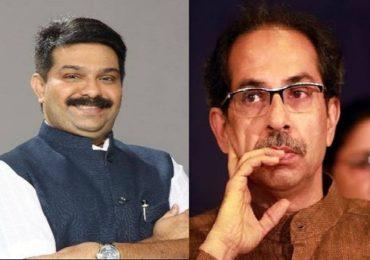 भाजप आमदार प्रसाद लाड शिवसेना नेत्यांच्या भेटीला, राजकीय चर्चेला उधाण