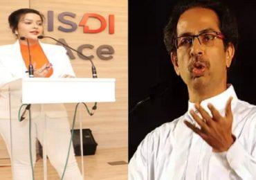 जागो महाराष्ट्र ! अमृता फडणवीसांची उद्धव ठाकरेंवर पुन्हा टीका