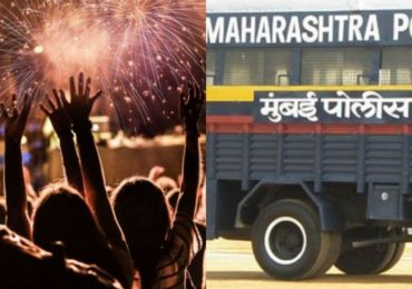 नववर्षाच्या आगमनासाठी मुंबई सज्ज, 40 हजार पोलिसांचा कडेकोट बंदोबस्त, जमीन, पाणी आणि आकाशातही नजर