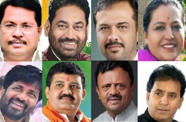 Eight Ministers in Vidarbha