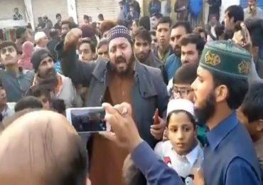 पाकिस्तानातील गुरुद्वारावर दगडफेक, काँग्रेसला अजून पुरावे हवेत का? भाजपचा सवाल
