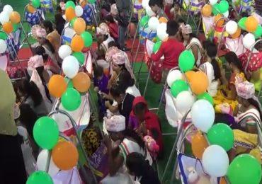 स्त्री भ्रूण हत्या वाढलेल्या जिल्ह्यात 836 मुलींचे बारसे, वंडर बुक ऑफ रेकॉर्डकडून दखल