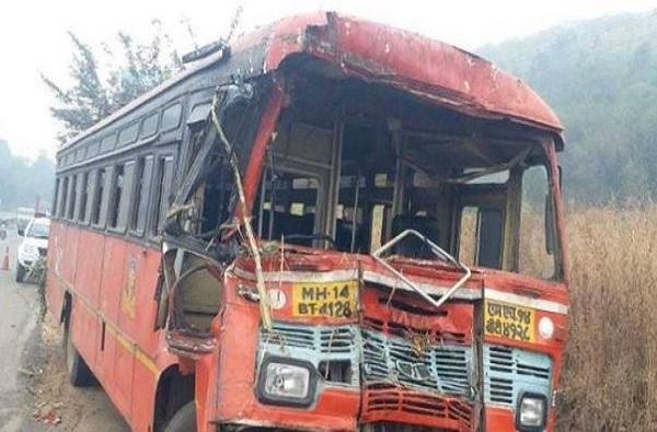 वर्षभरात बुलडाण्यात 96 एसटी बसचे अपघात