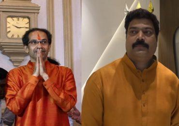 '...तर हा महाराष्ट्र आपल्याला कदापि माफ करणार नाही', मनसेच्या आमदाराचं थेट मुख्यमंत्री उद्धव ठाकरेंना पत्र