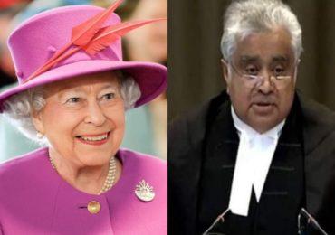 मराठी कायदेतज्ज्ञ हरीश साळवेंची भरारी, थेट ब्रिटनच्या महाराणीचे वकील म्हणून नियुक्ती