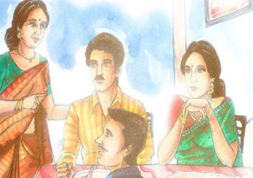 जुनं प्रेम आठवलं, नवरदेवाचा बाप नवरीच्या आईसोबत पळाला!