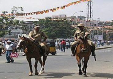 मुंबई पोलीस आता घोड्यावरुन गस्त घालणार