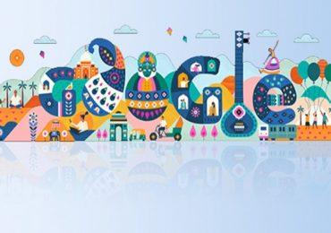 Republic Day : गुगलच्या डुडलमध्ये भारतीय संस्कृतीचं दर्शन