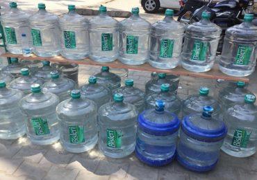 वांद्रे-जोगेश्वरीत पाणी कपात, आंघोळ, कपडे, भांडी धुण्यासाठी बिस्लरीचं पाणी