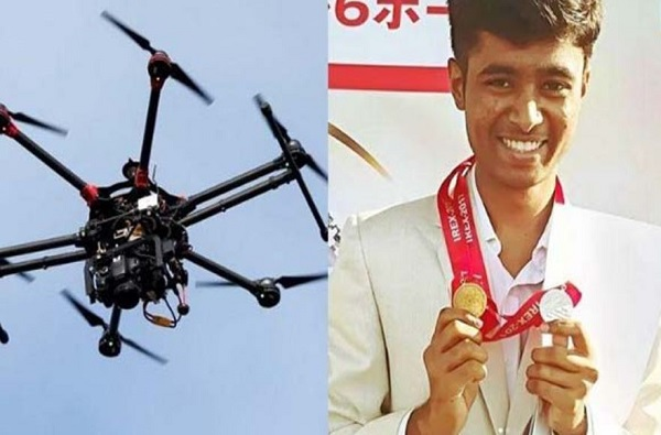कचऱ्यापासून 600 ड्रोनची निर्मिती, भारतीय तरुणाला जगभरातून निमंत्रण
