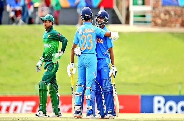 U19 World Cup : भारताची 'यशस्वी' कामगिरी, पाकिस्तानला धूळ चारत अंतिम फेरीत धडक