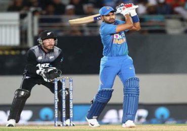 IndvsNZ ODI Live : 348 धावांचं आव्हान पार, न्यूझीलंडचा भारतावर विजय
