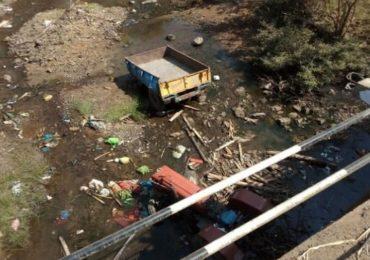 ट्रॅक्टर नदीत कोसळला, सात महिला ऊसतोड कामगारांचा मृत्यू