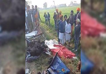 धार्मिक कार्यक्रमात फटाक्यांच्या ट्रॉलीला आग, 14 जणांचा मृत्यू
