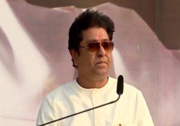 Raj Thackeray New Look | क्लीन शेव, सफेद कुर्त्यातील 'स्टाईल स्टेटमेंट' बदललं, राज ठाकरे यांचा न्यू लूक