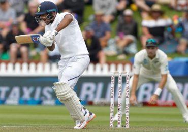 न्यूझीलंडविरुद्धच्या दुसऱ्या कसोटीतही भारतीय फलंदाजांची नांगी, पहिला डाव 242 धावांवर आटोपला