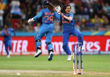 T20 विश्वचषक : भारतीय महिला संघाची झोकात सुरुवात, बलाढ्य ऑस्ट्रेलियावर मात