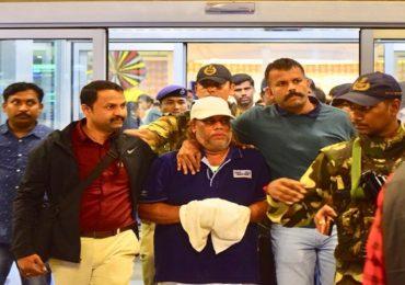 गँगस्टर रवी पुजारीला भारतात आणलं, कर्नाटक पोलिसांना मोठं यश
