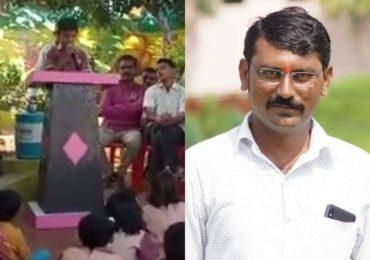 ''शेतकरी मायबापा आत्महत्या करु नको रे'', मुलाकडून कविता सादर, 2 तासांनी वडिलांची आत्महत्या